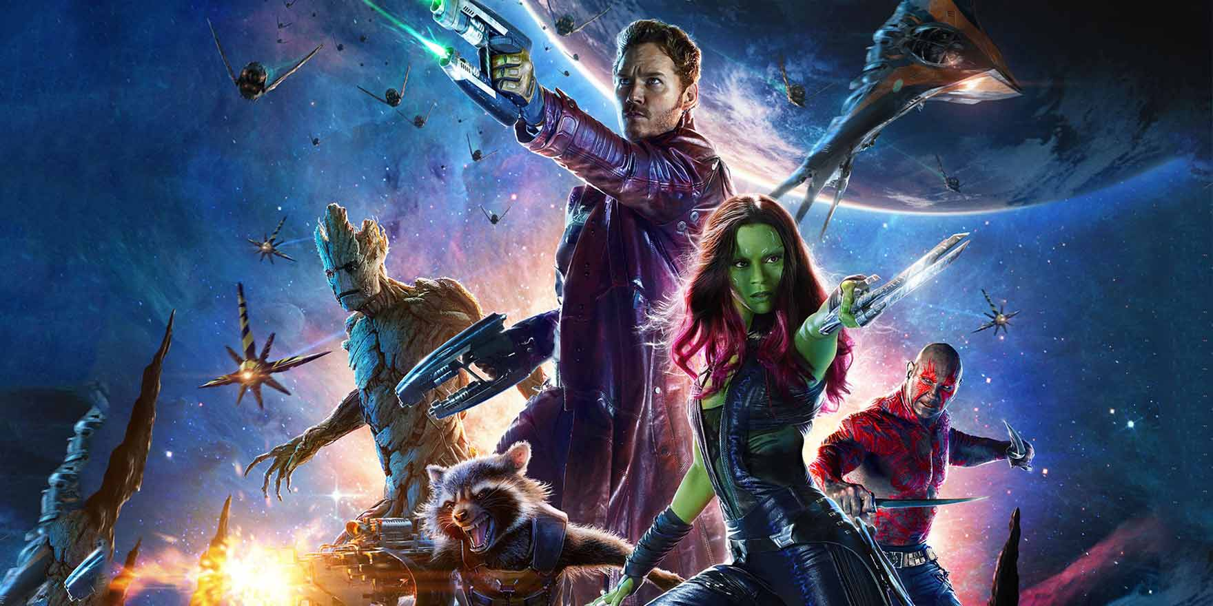 Guardians of the Galaxy - Header Image