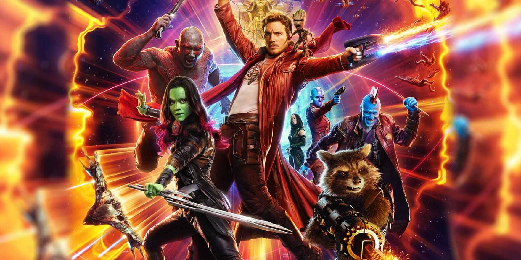 Guardians of the Galaxy Vol. 2 - Header Image