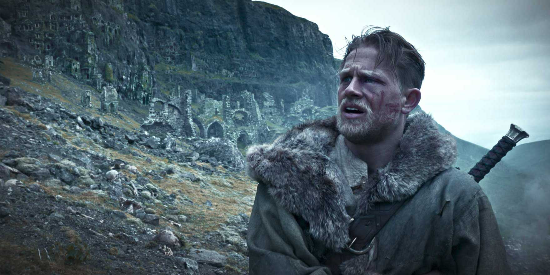 King Arthur: Legend of the Sword - Header Image