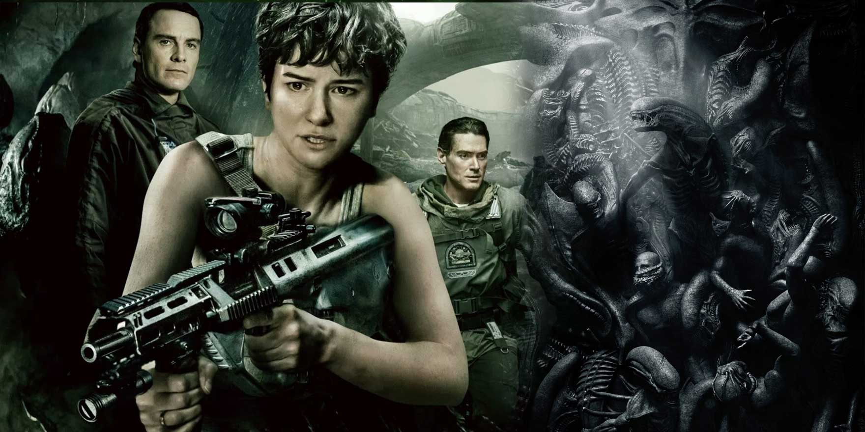 Alien: Covenant - Header Image