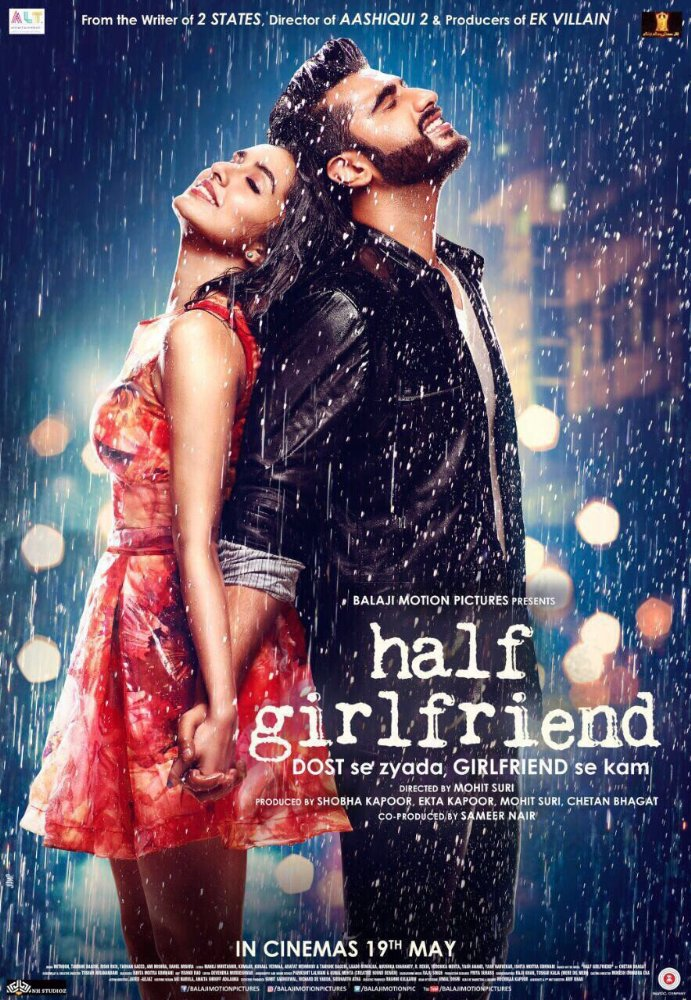 Half Girlfriend - Poster