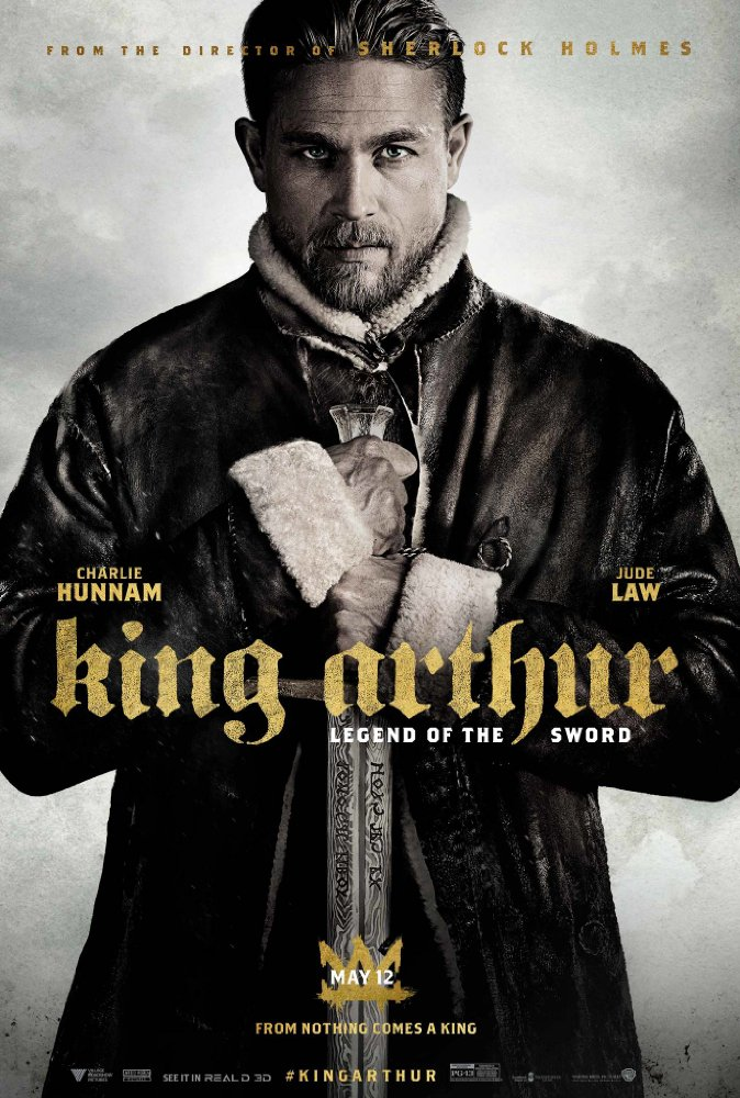 King Arthur: Legend of the Sword - Poster