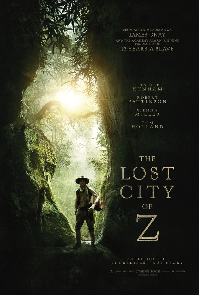 The Lost City of Z - Poster