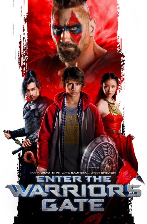 Enter The Warriors Gate - Poster