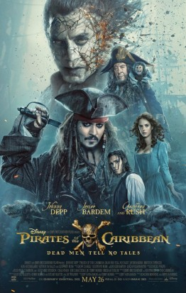 Pirates of the Caribbean 5 (3D)