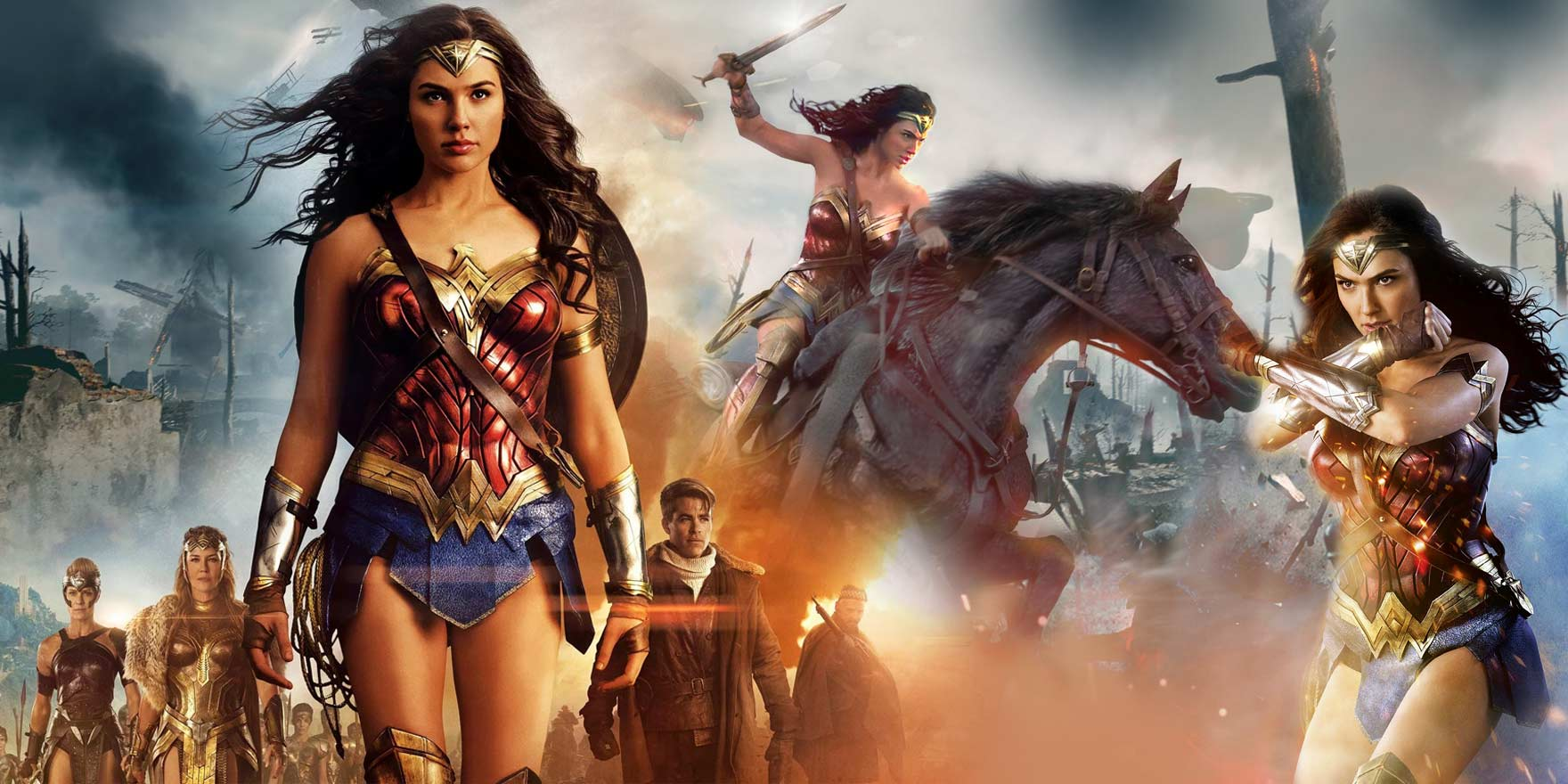 Wonder Woman - Header Image