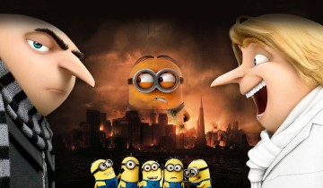Despicable me 3 – movie review