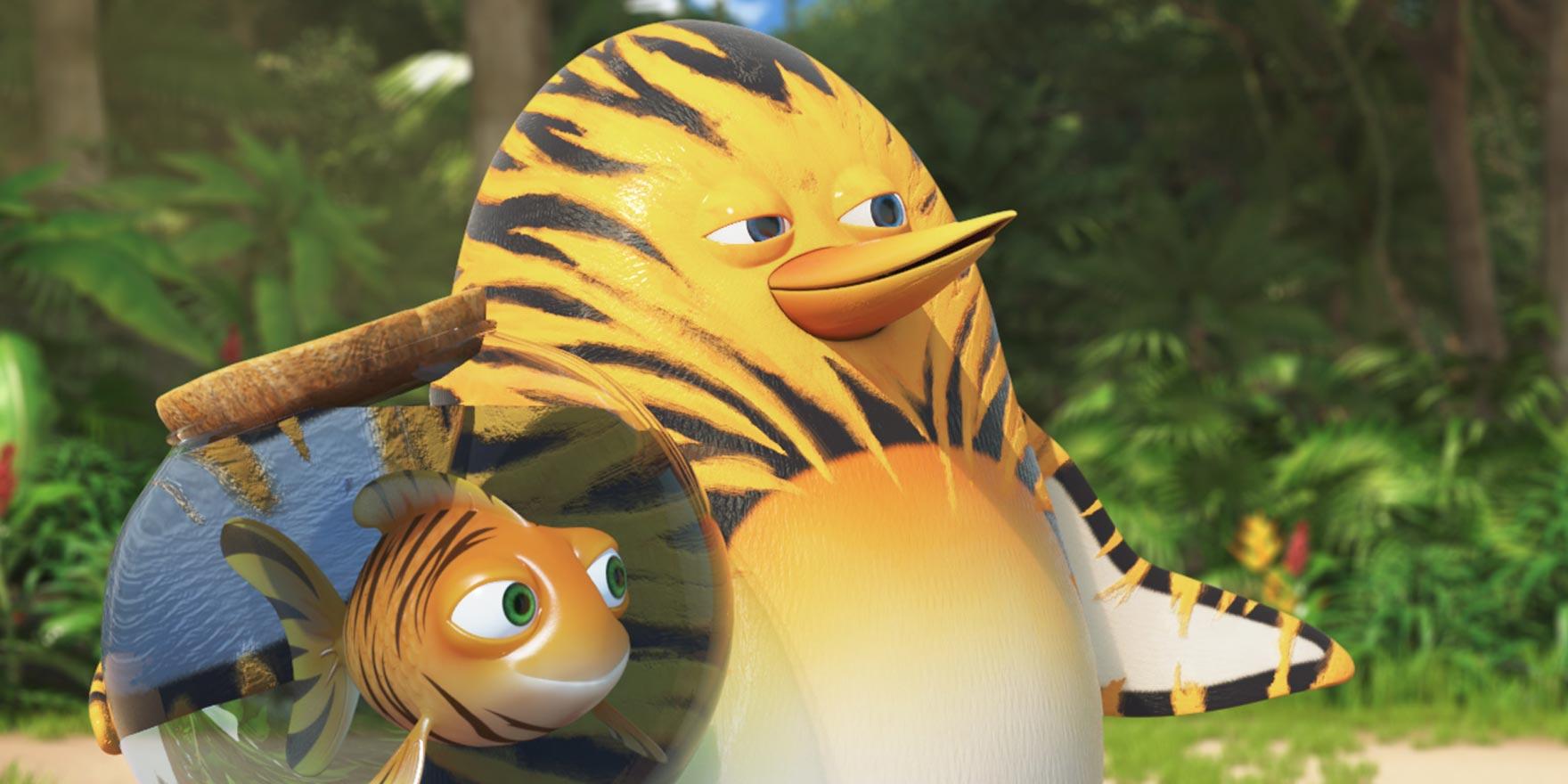 Les As de la Jungle (3D) - Header Image