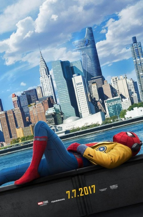Spider-Man: Homecoming (3D) - Poster