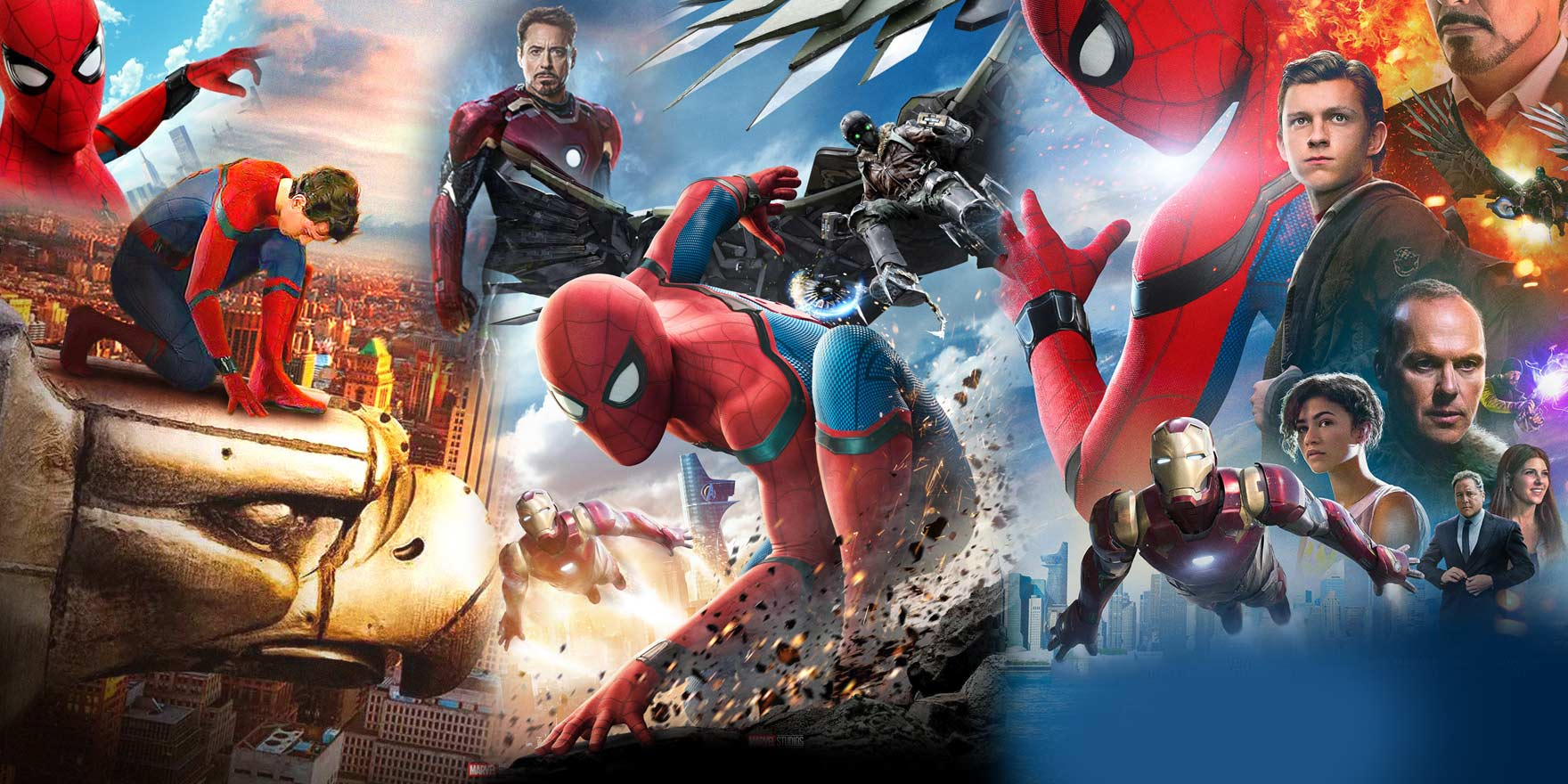 Spider-Man: Homecoming (3D) - Header Image