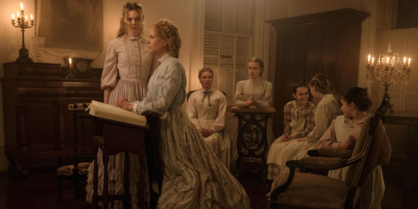 The Beguiled - Header Image
