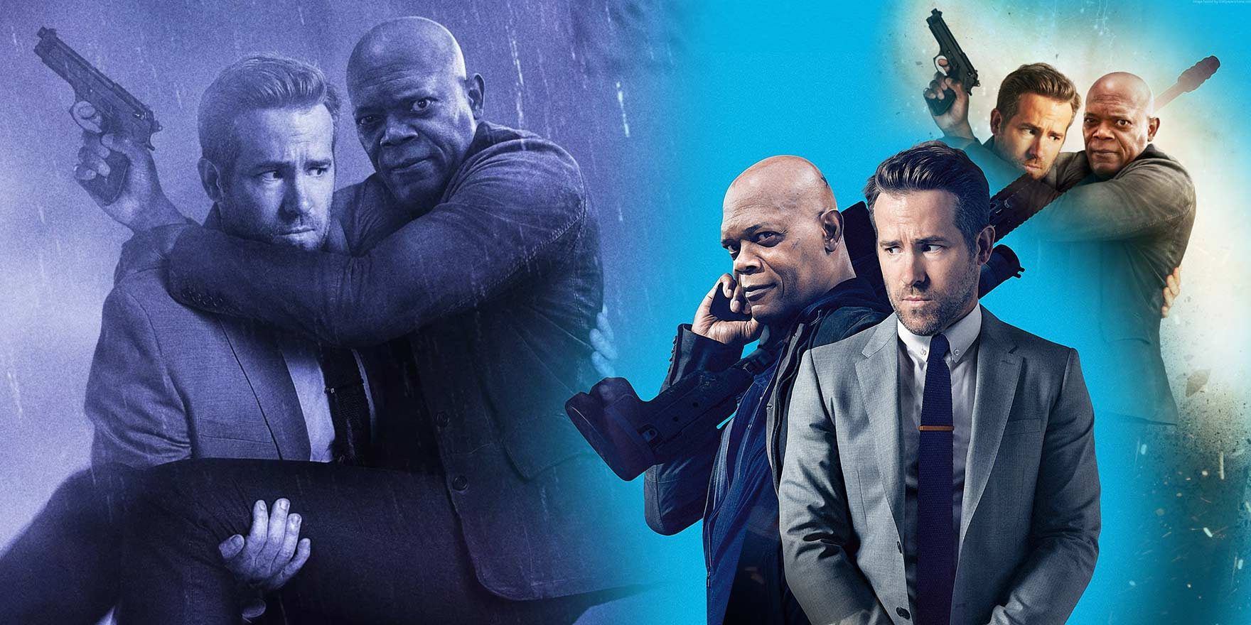 The Hitman's Bodyguard - Header Image
