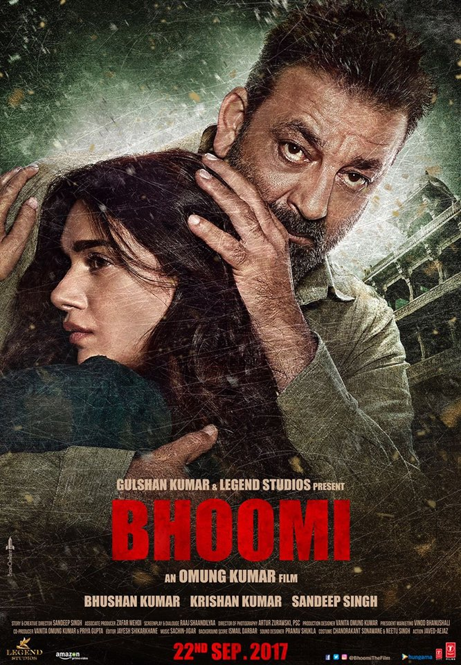 Bhoomi - Poster