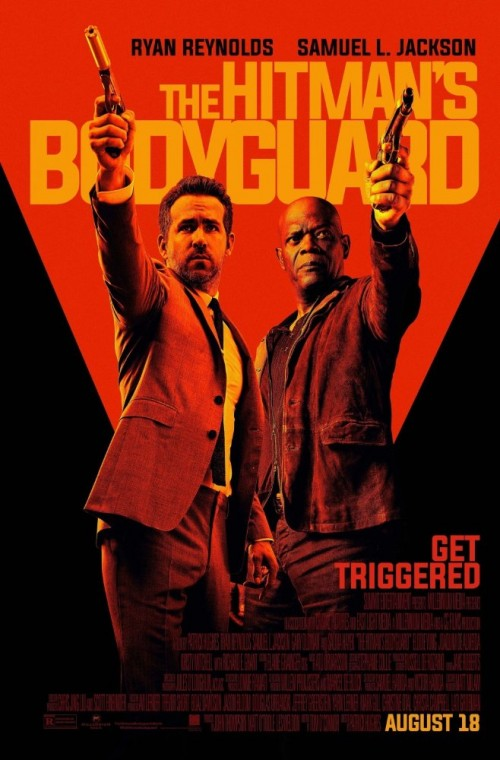 The Hitman's Bodyguard - Poster