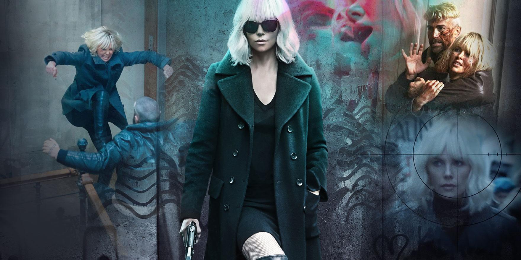 Atomic Blonde - Header Image