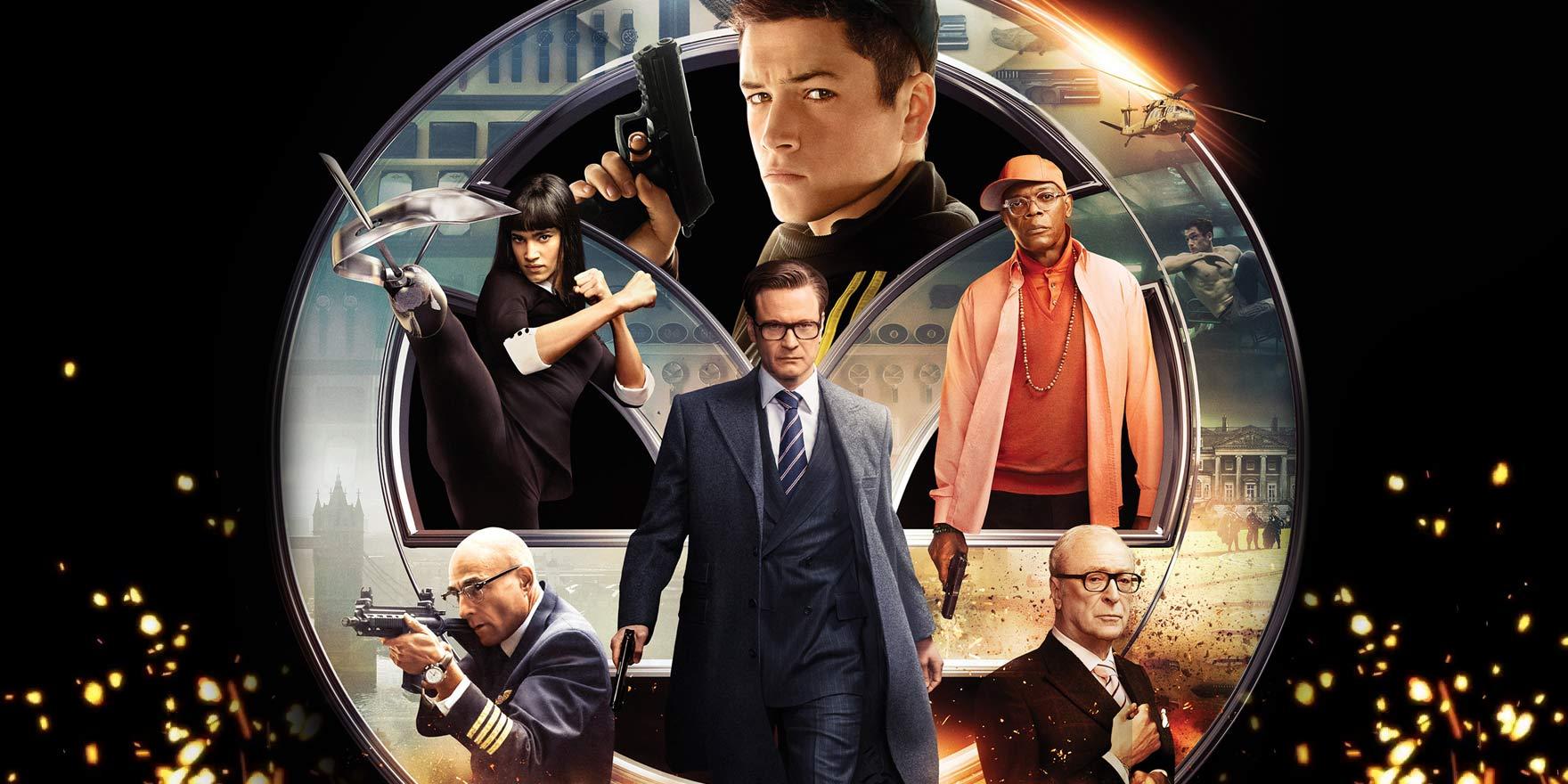 Kingsman: The Secret Service - Header Image