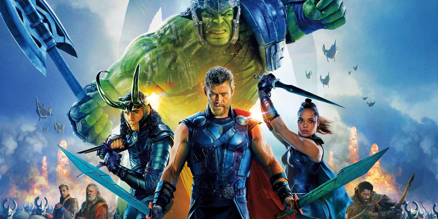 Thor: Ragnarok - Header Image