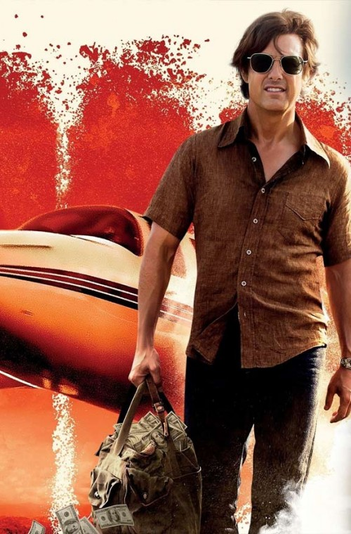 American Made - Poster