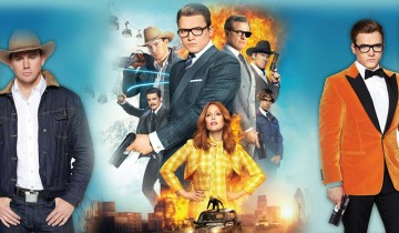 Kingsman: the golden circle- movie review