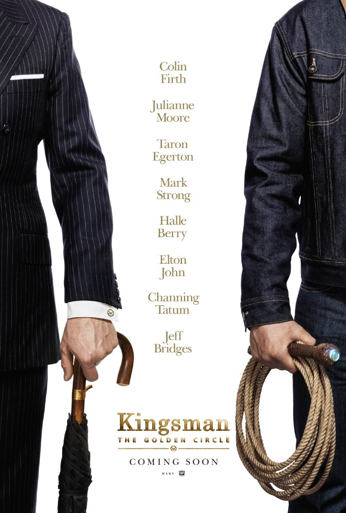 Kingsman: The Golden Circle - Poster
