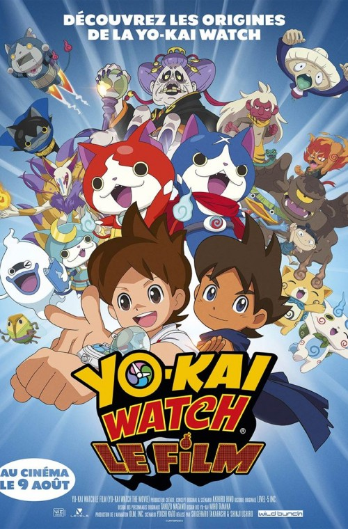 Yo-Kai Watch - Poster