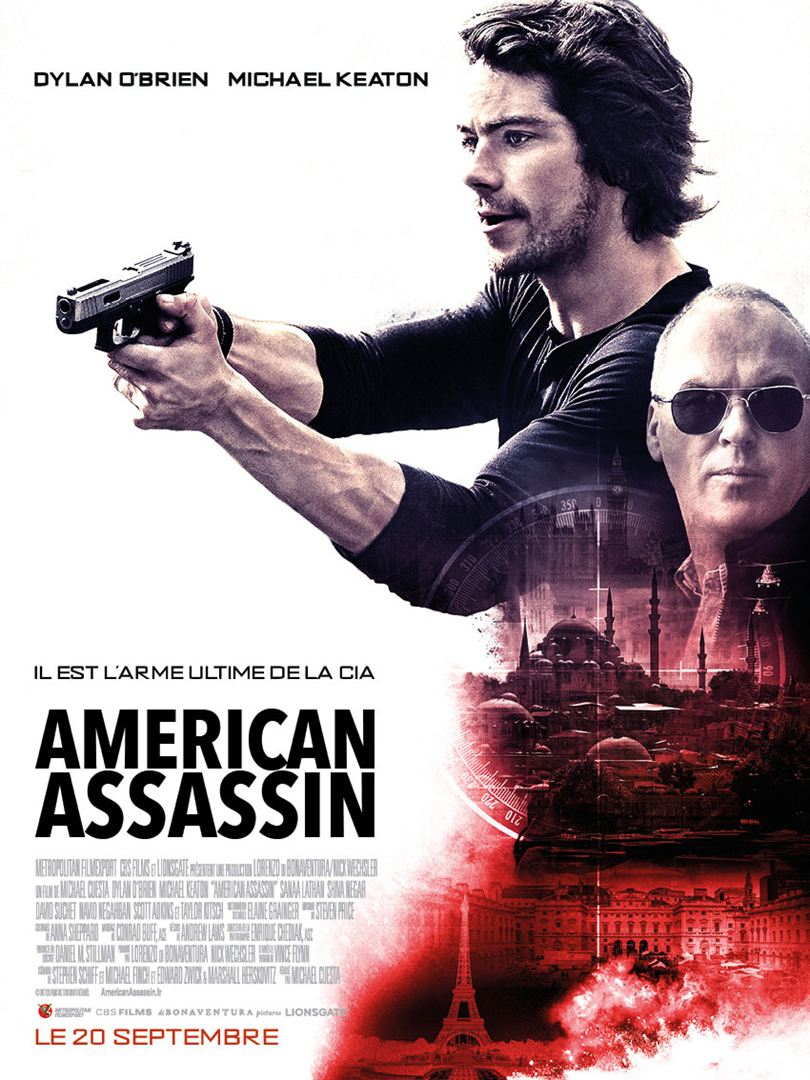 American Assassin - Header Image