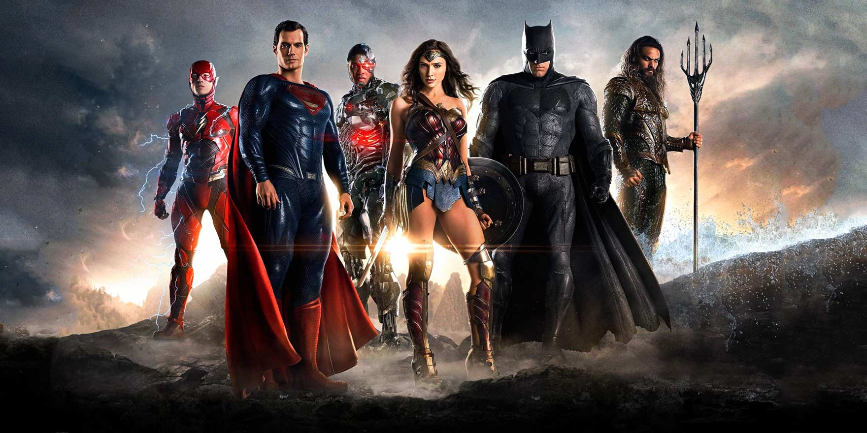 Justice League (3D) - Header Image