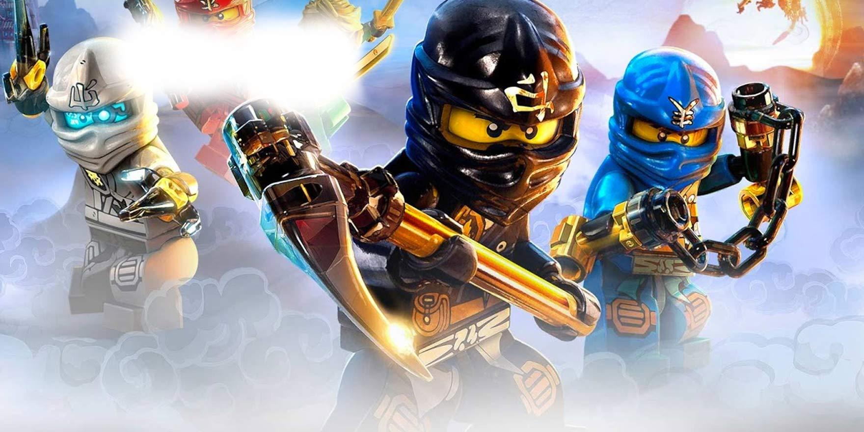 The LEGO Ninjago Movie - Header Image