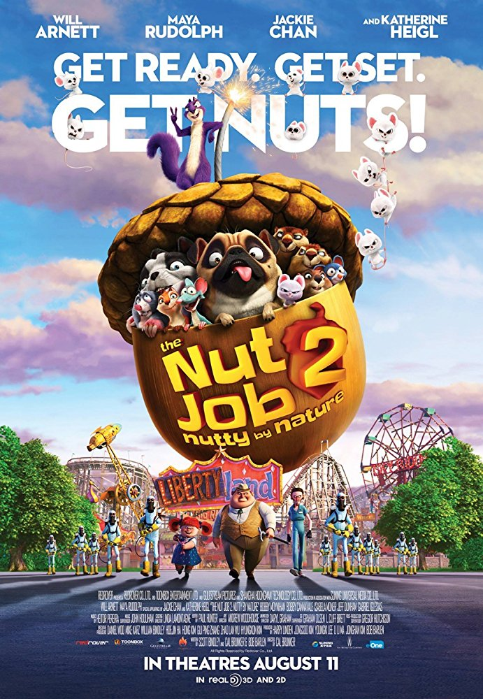 The Nut Job 2: Nutty by Nature - Poster
