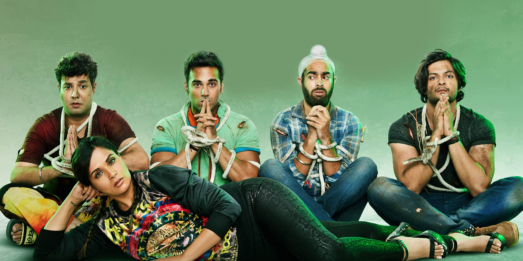 Fukrey Returns - Header Image