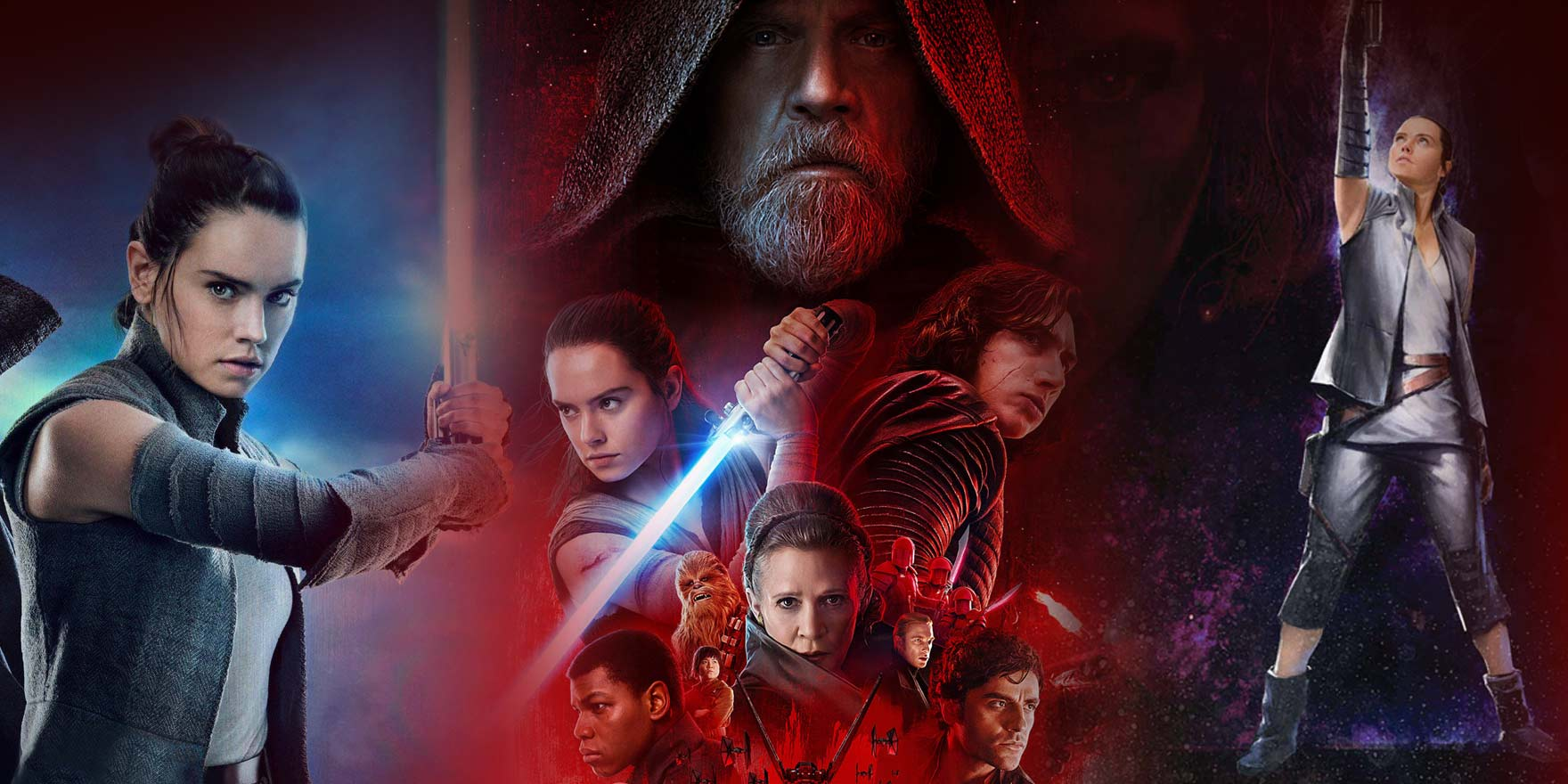 Star Wars: The Last Jedi - Header Image