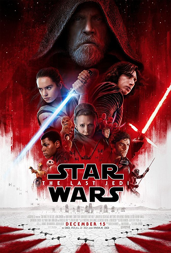 Star Wars: The Last Jedi - Poster
