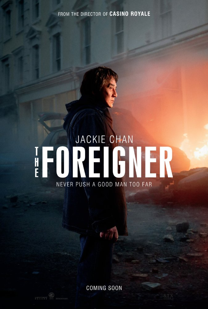 The Foreigner - Poster