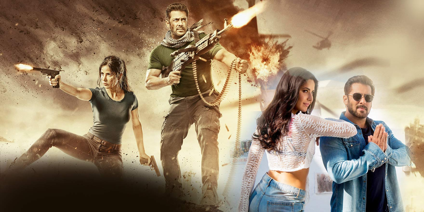 Tiger Zinda Hai Movie Films In Mauritius Cinema Mu