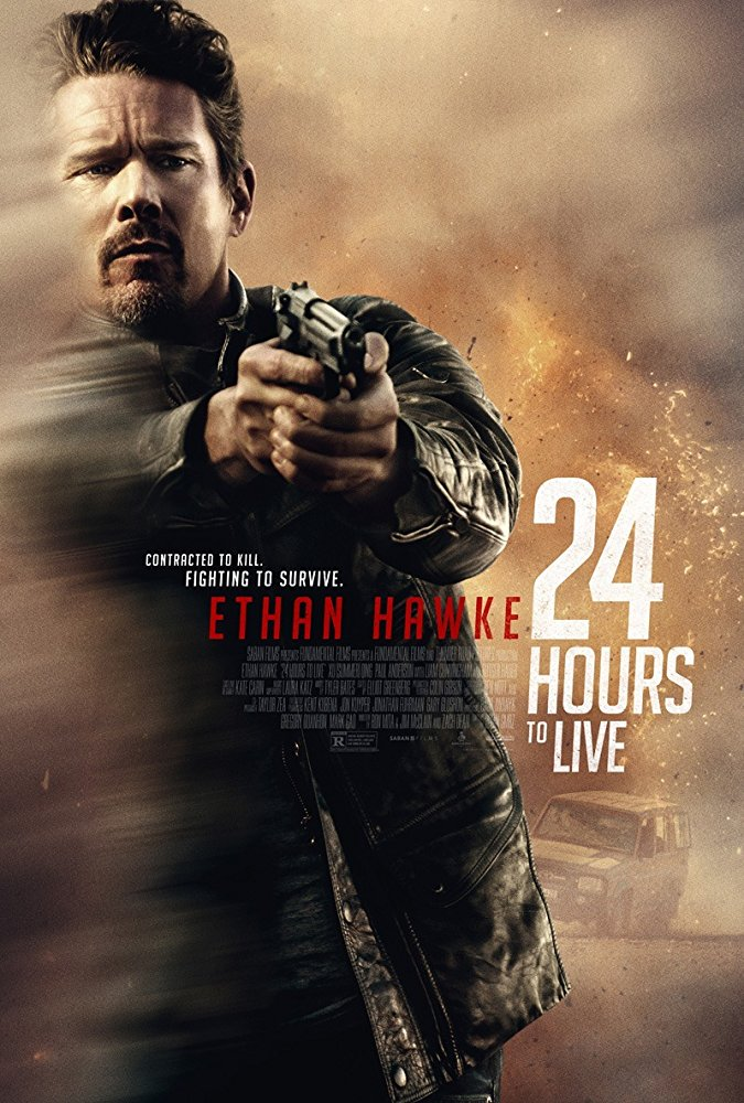 24 Hours to Live - Poster