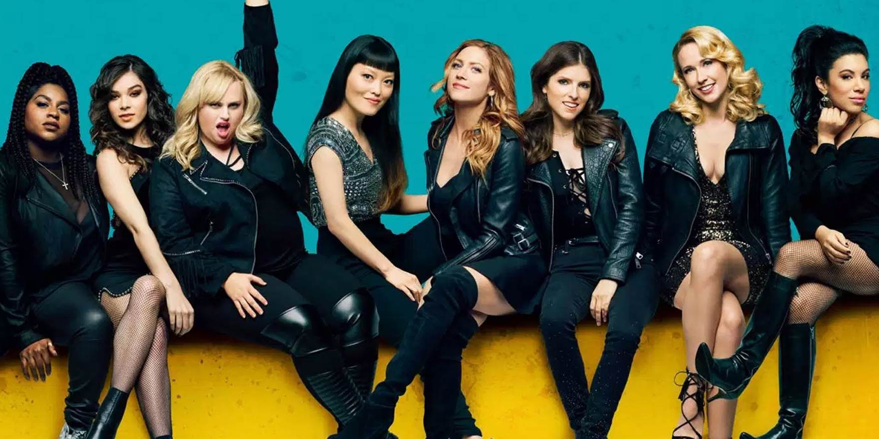 Pitch Perfect 3 - Header Image