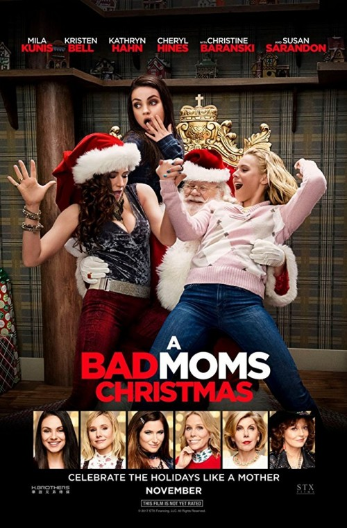 A Bad Moms Christmas - Poster