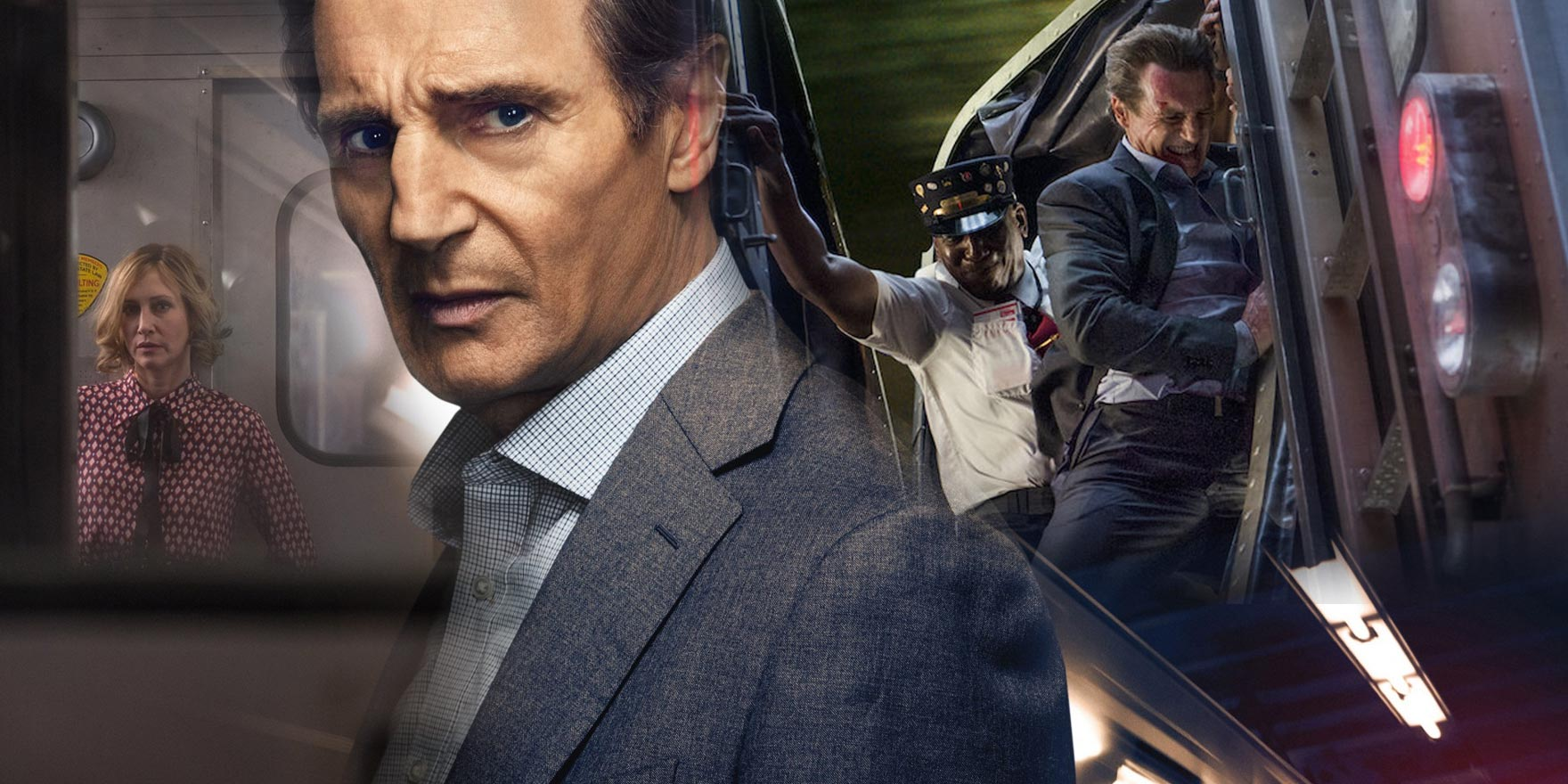The Commuter - Header Image