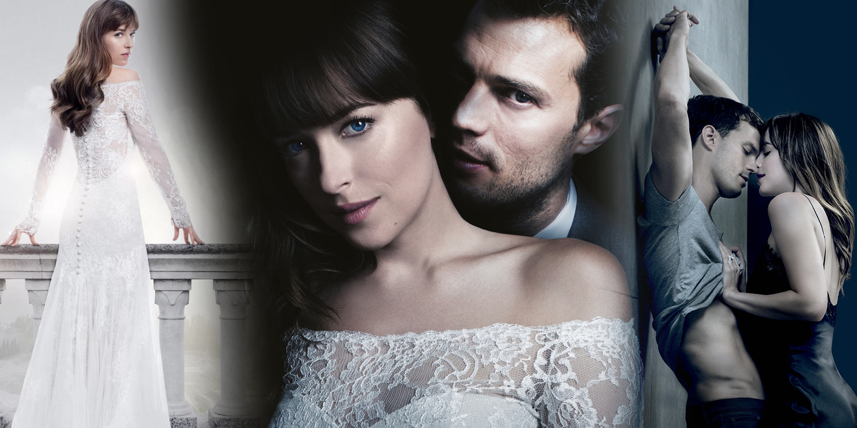 Fifty Shades Freed - Header Image