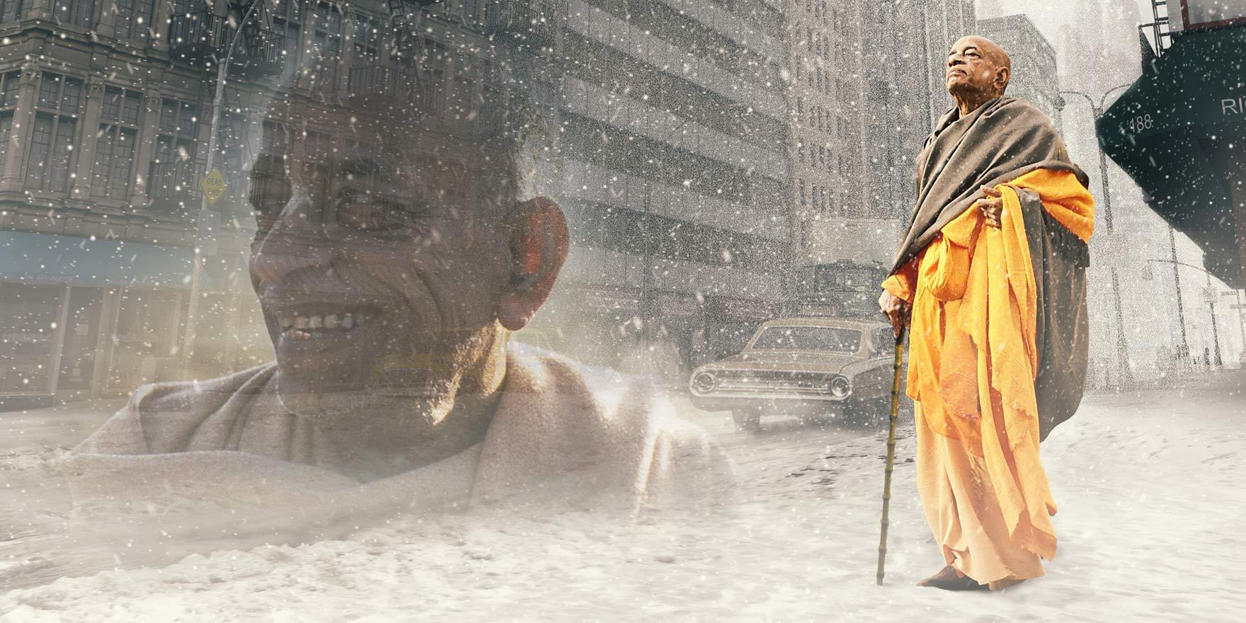 Hare Krishna! - Header Image