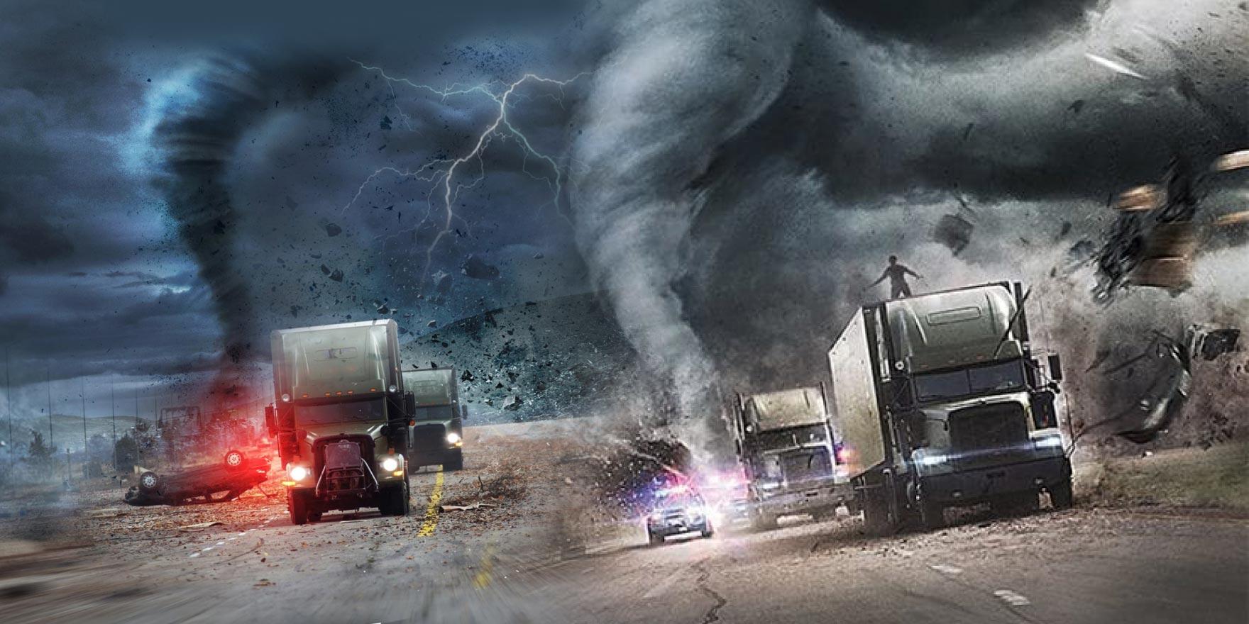 The Hurricane Heist (3D) - Header Image