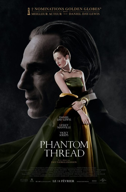 Phantom Thread - Poster