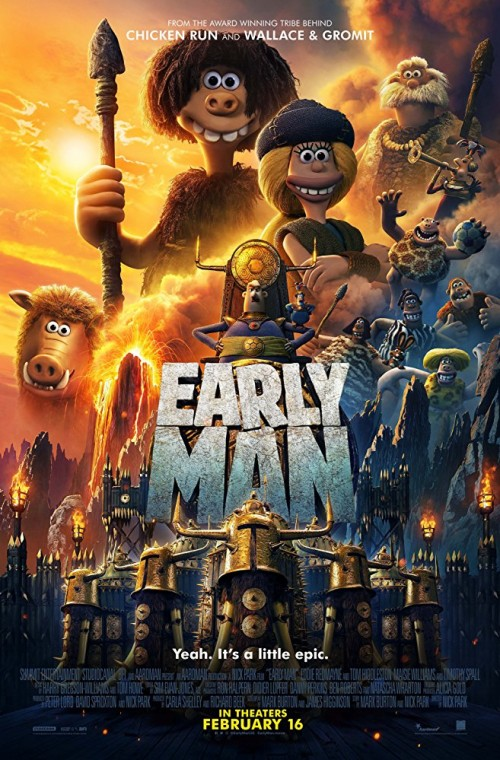 Early Man - Poster