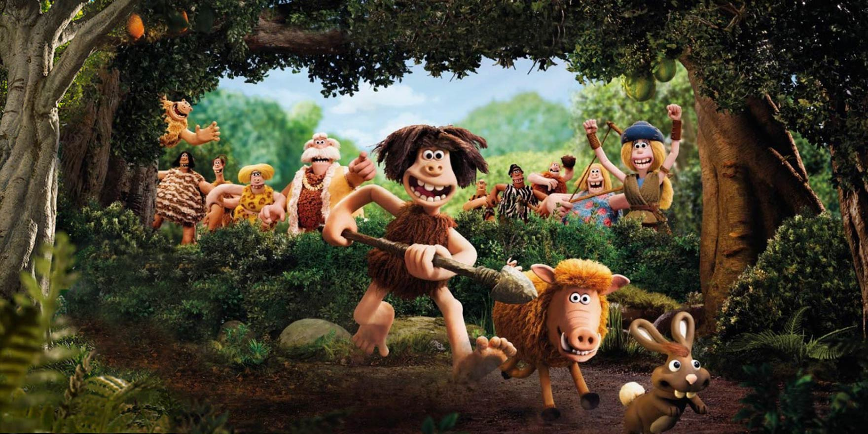 Early Man - Header Image