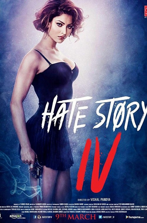 Hate Story 4 - Poster