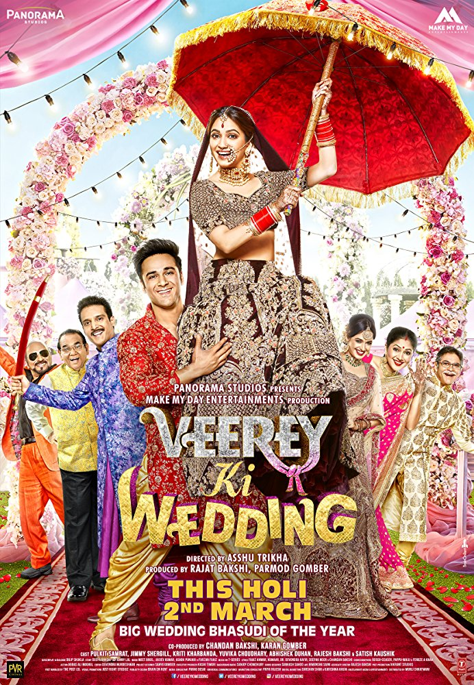 Veerey Ki Wedding - Poster