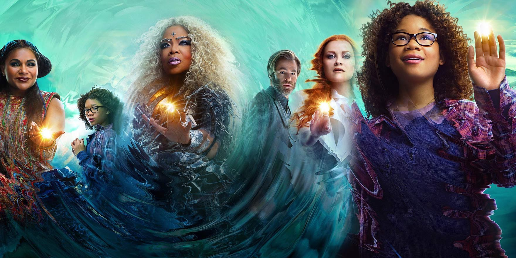 A Wrinkle in Time - Header Image