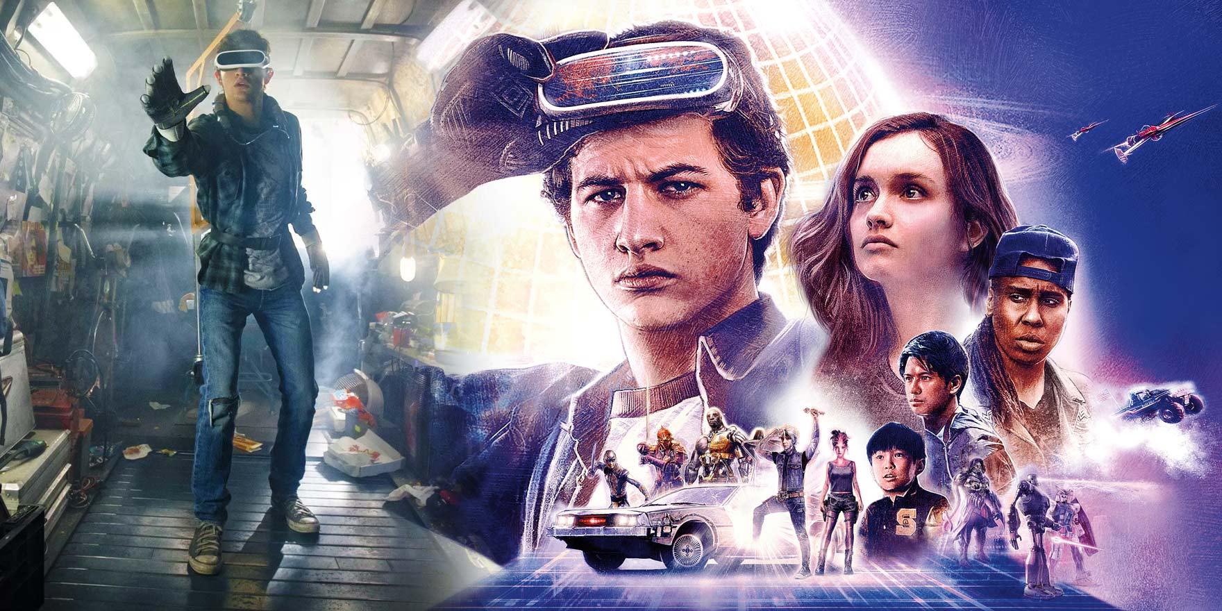 Ready Player One - Header Image