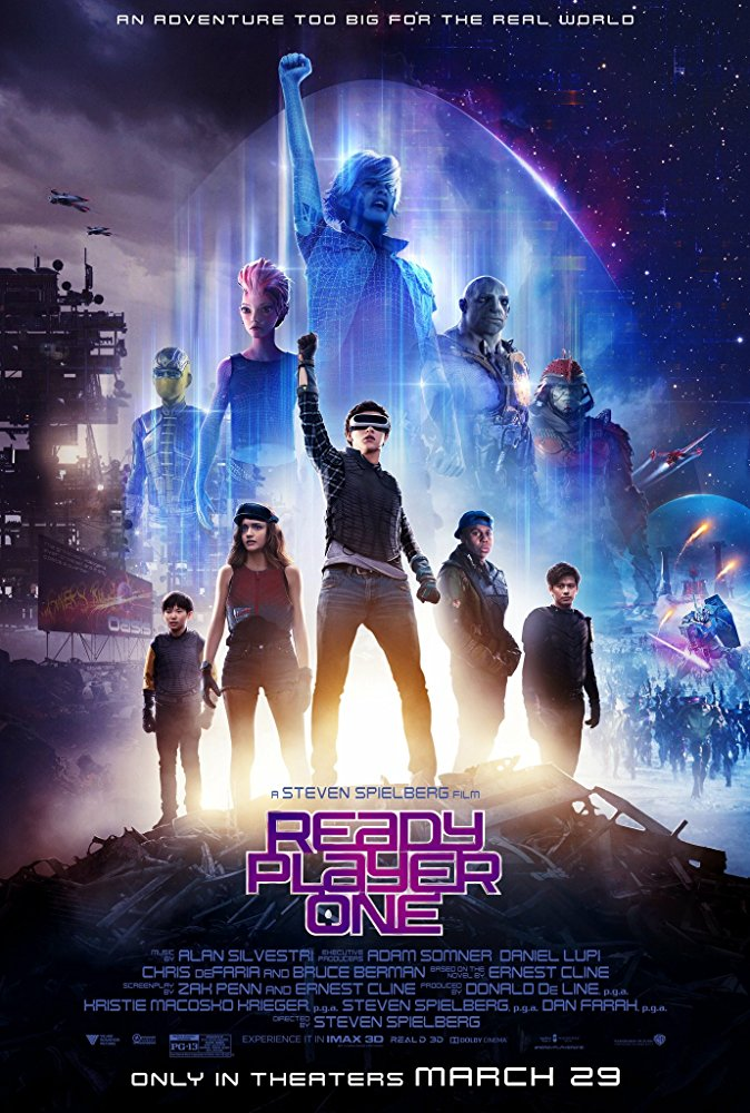 Ready Player One - Poster
