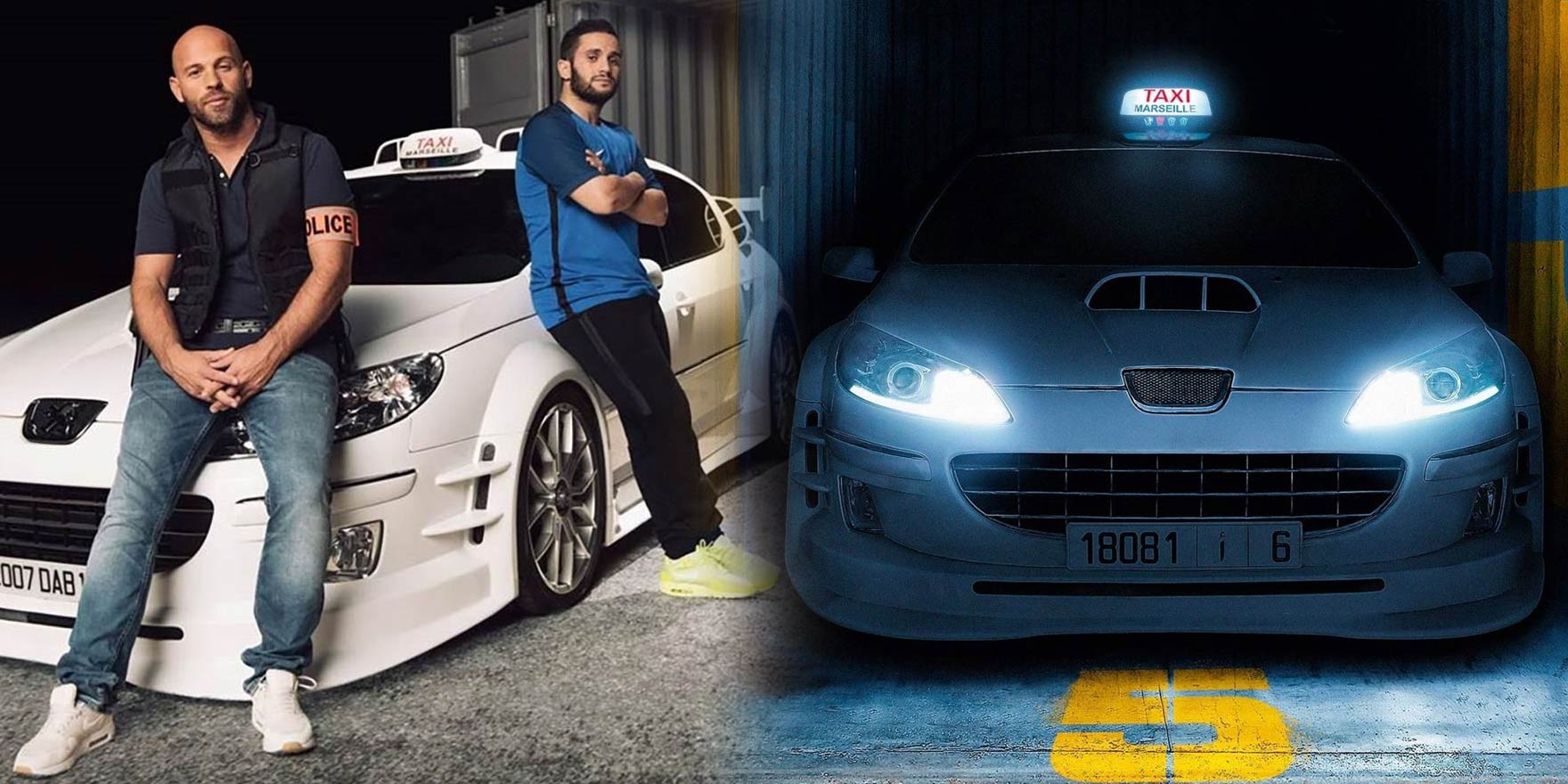 Taxi 5 - Header Image